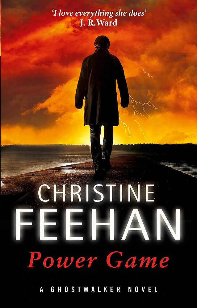 Power Game Ghostwalker Novel Christine Feehan 9780349416441 Amazon Com Books