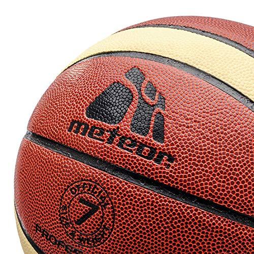 Baloncesto ni/ños meteor Basketball Pelota Ball Bebe Juventud Adultos Infantil Baloncesto Balon para Hombre y Mujer Pelota Basquet