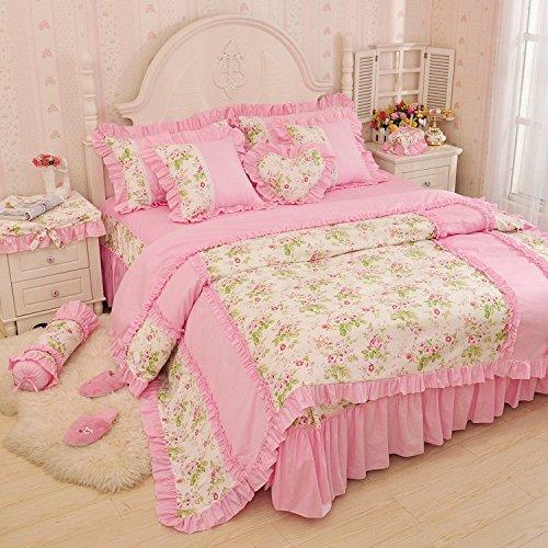 Memorecool Home Textile Elegant Design Pastoral Style