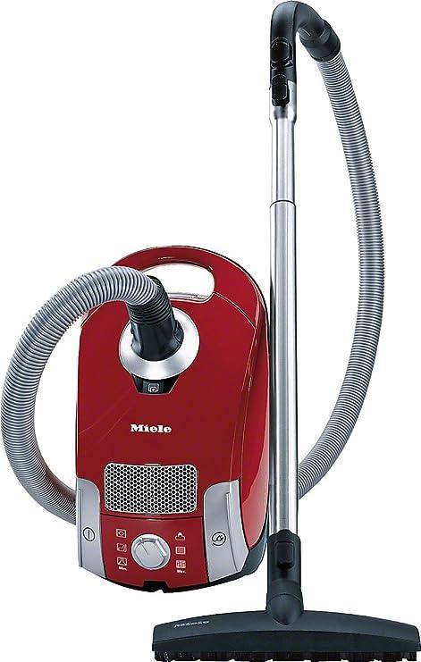 Miele S4 2000 W - Aspiradora (2000 W, Aspiradora cilíndrica, Secar, Bolsa para el polvo, 3,5 L, Miele Active AirClean): Amazon.es: Hogar