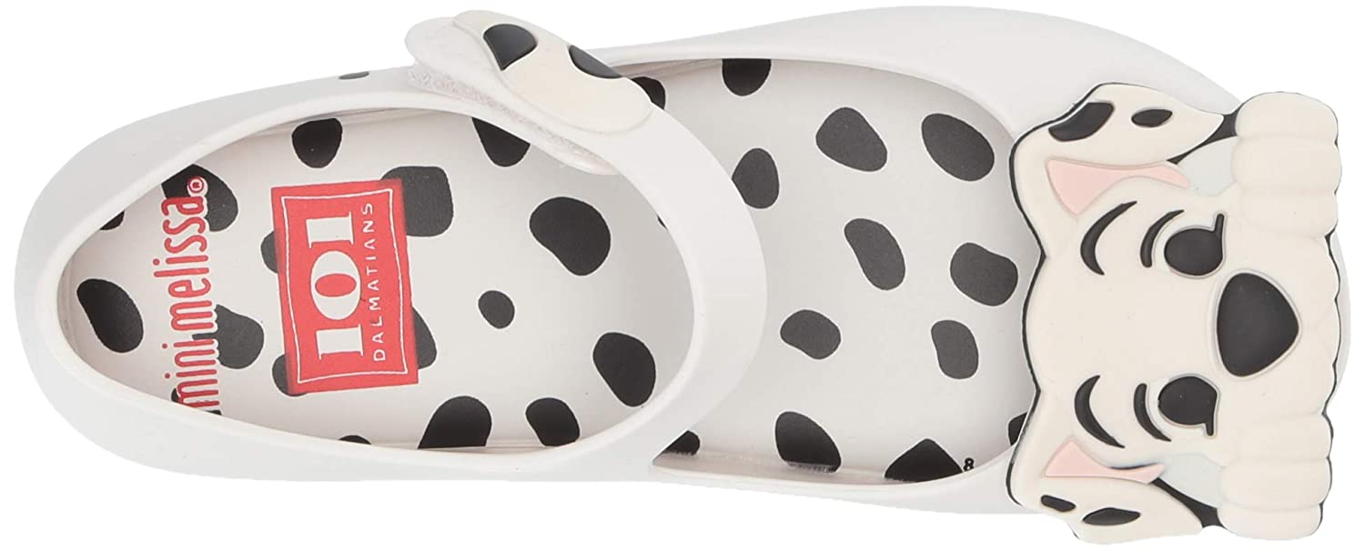 101 Dalmations Mary Jane Flat Mini Melissa Kids Mini Ultragirl