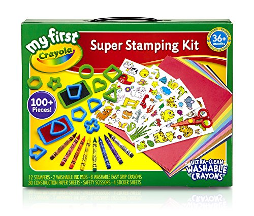 Crayola MF Super Stamping Kit