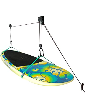 Paddle Board Rack >> Indoor Stand Up Paddleboard Storage Amazon Com