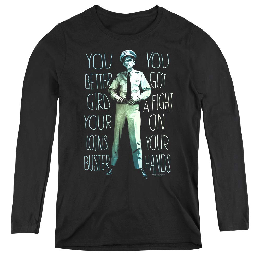 Andy Grifh Show Shirt Fight Quote Tee 2620