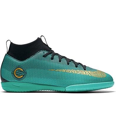 Nike Jr SprFly  6 Academy GS CR7 IC Clear Jade Mtlc  SprFly  db9d48
