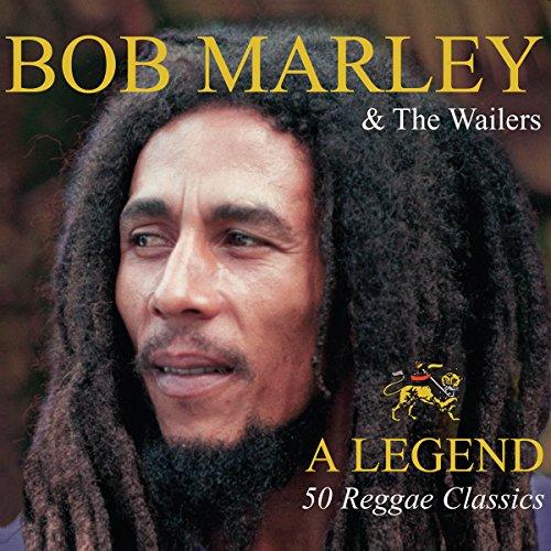 Legend: 50 Reggae Classics - Bob Marley Legend Cd