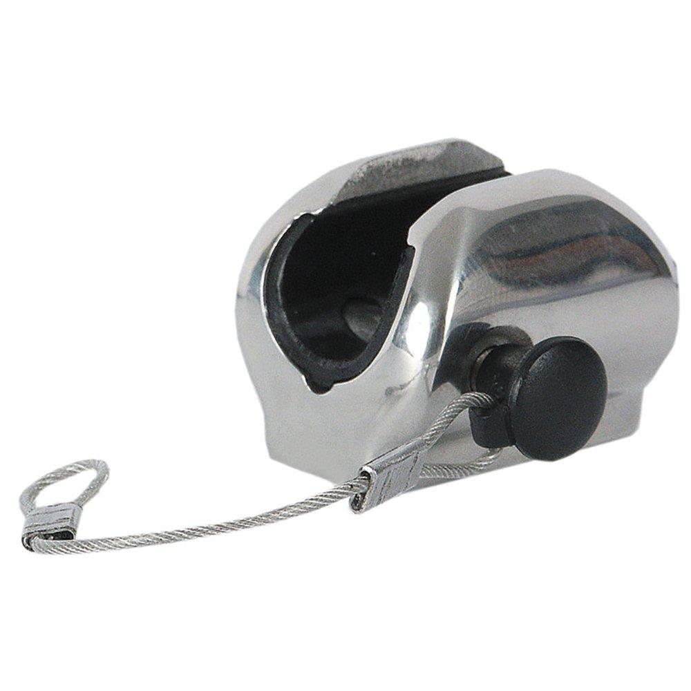 【格安saleスタート】 Stainless Steel 2.2cm BALL & SOCKT FLAT DECK   B000Y87X12, かわいい文房具のドイブングテン 5079f7c5