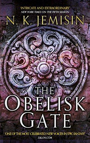 The Obelisk Gate (Broken Earth Trilogy) book cover