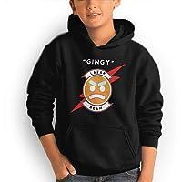Erooi Youth Lazarbeam Gingy Pullover Hoodies 3D Printed Long Sleeve Pocket Hooded Sweatshirt