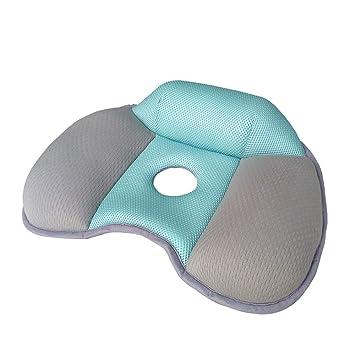 SXTYRL cojín Lumbar Silla Oficina Asiento ortopédico para ...