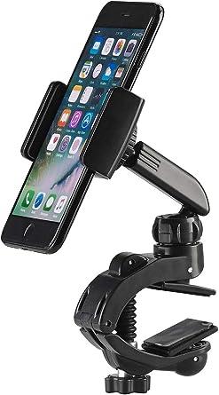 Support De Smartphone Pour Voiture Avec Pince Callstel Amazon Fr High Tech