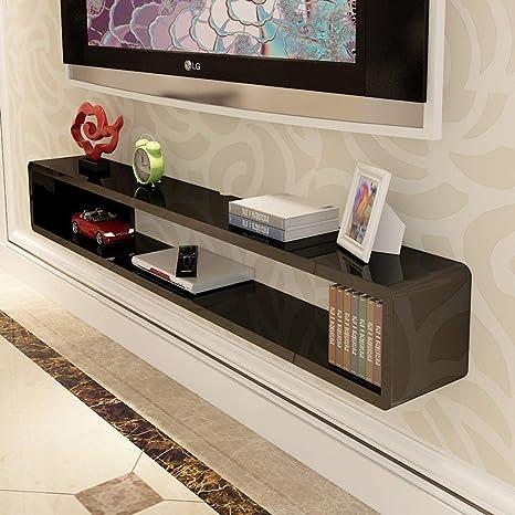 ACZZ Muebles Estantes de pared Estantes de gabinetes de TV ...