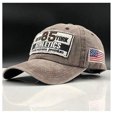 GHC Gorras y Sombreros Moda Vintage Gorras Letra de algodón Cap ...