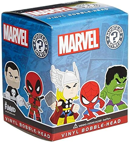 Amazon.com: SDCC 2014 Funko Marvel Mini Ciegos Caja Sellada ...