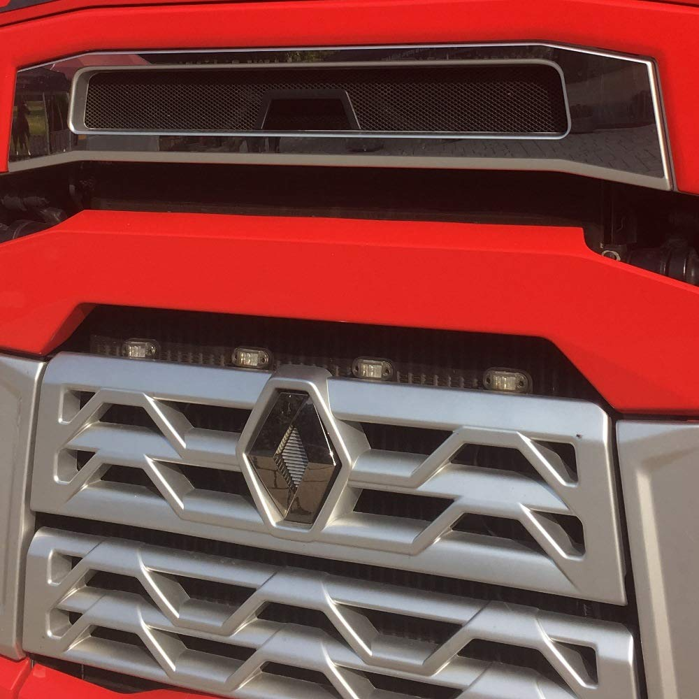 Accesorios de acero inoxidable para camiones de la serie Trucks T TRUCKDANET