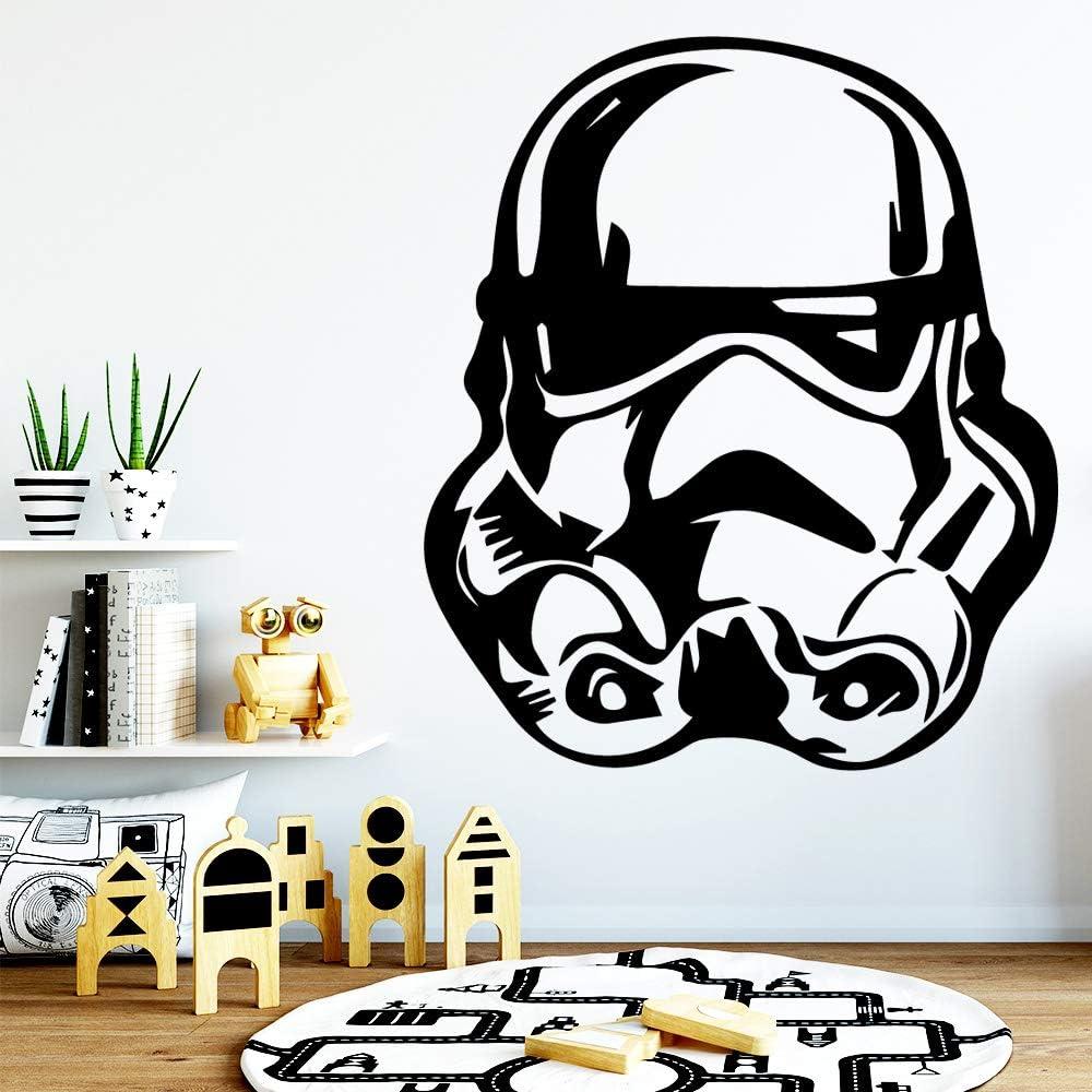 Ajcwhml Imagen Personalizada Vinilo removible Etiqueta de la Pared Sala de Estar decoración de la casa para niños habitación decoración del hogar