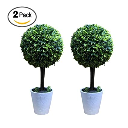 Vaughenda Artificial Plants Tree Plastic Fake Plants Bonsai Simulation  Artifcial Tree For Home Decor Indoor,