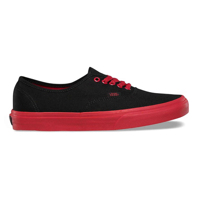 Vans Chaussures Pop Ère Skate Noir / Rouge ZUi0AtVwAY