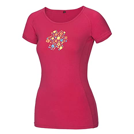 b9a80f0def5 Image Unavailable. Image not available for. Color  Ocun Bamboo T Meadow  Women ...