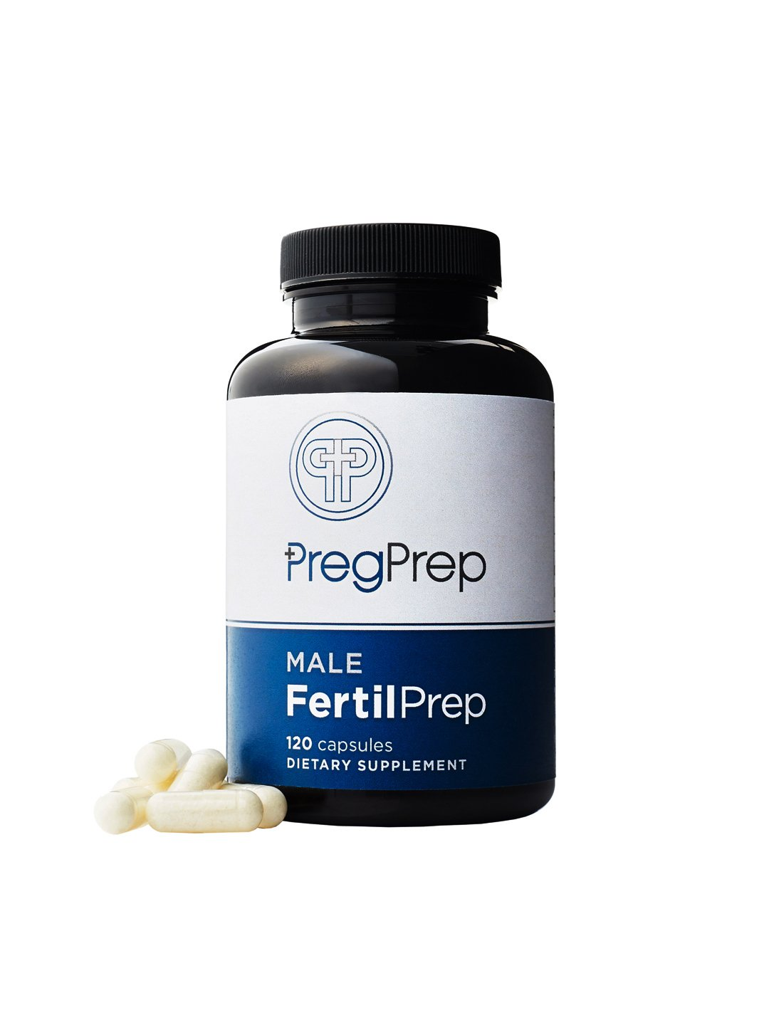 PregPrep Complete Conception + Male FertilPrep: Fertility Supplements for Women and Men by PregPrep (Image #2)