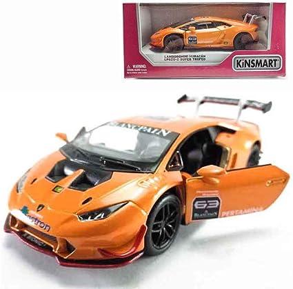 1:36 PINK Diecast Model Toy Car Lamborghini Huracan