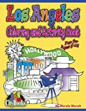 Los Angeles Coloring and Activity Book (City Books)