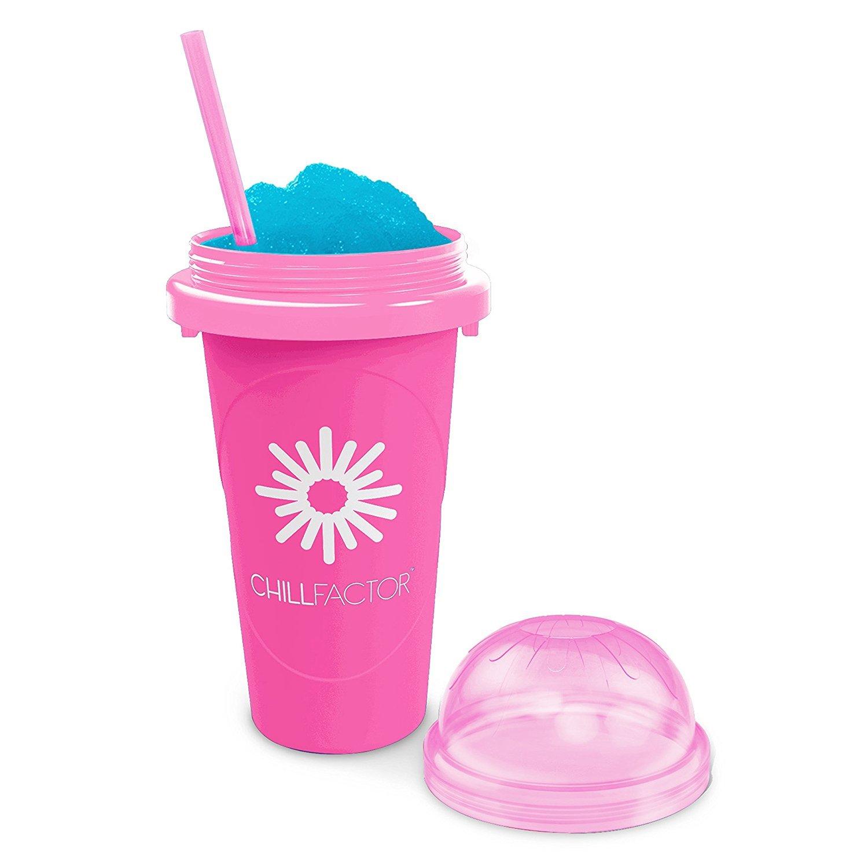 Chill Factor Tutti Fruity Slushy Maker (Blue)