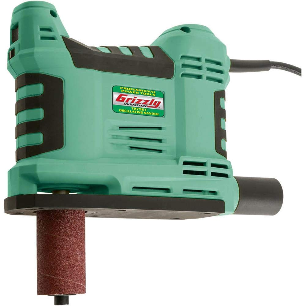 Grizzly Industrial T27961 - Handheld Oscillating Spindle Sander