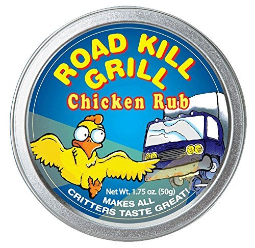 Mantova Collection (Dean Jacob's Road Kill Rub Chicken & Poultry Tin by Dean Jacob's)