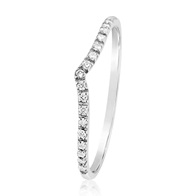 bague diamant 0.10 carat