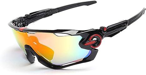 AmDxD PC Ciclismo Gafas Deportivas Polarizado Gafas Sol Gafas ...