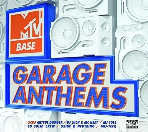 Mtv Base online shopping Ranking TOP7 Garage Various Anthems