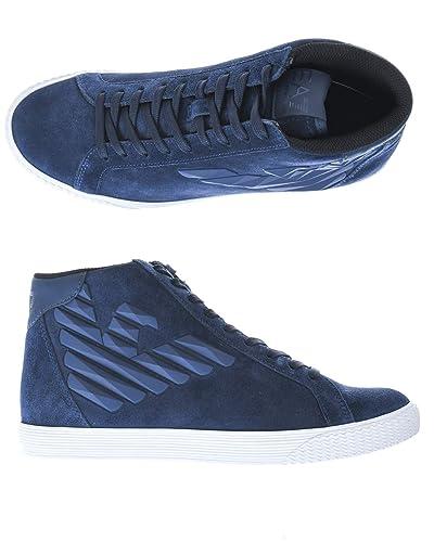 Emporio Armani Scarpe Sneakers Ea7 Unisex RIF. X8z005 Xk007  Amazon.it   Scarpe e borse 1e8a04e66e0