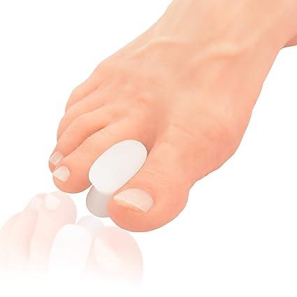 Separadores de Dedos de Dr. Fredericks Original - Alivio del Dolor de Juanetes para Hombres