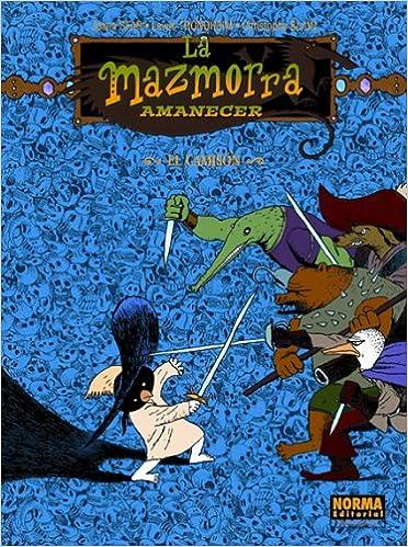 Colecciones de libros electrónicos Kindle La Mazmorra: El Camison / Dungeon: the Nightgown ePub