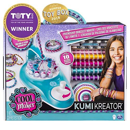 Cool Maker Kumi Kreator Frienship Bracelet Maker Craft Kit -
