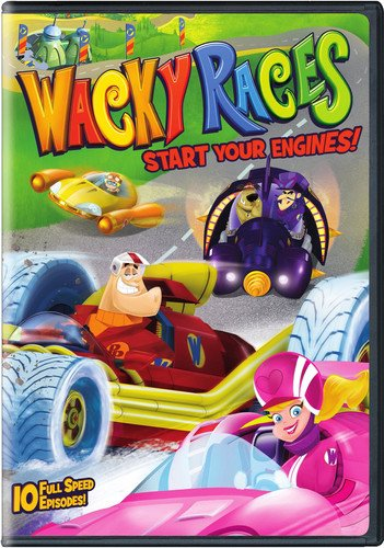 Wacky Races: Start Your Engines (S1V1) for sale  Delivered anywhere in USA