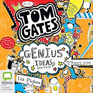 Genius Ideas (Mostly) Audiobook