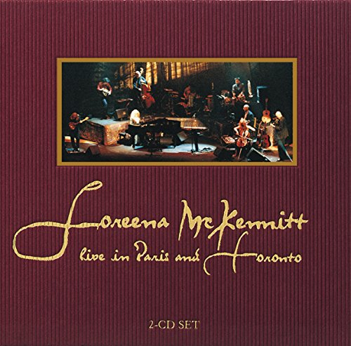Loreena McKennitt: Live in Paris & Toronto by CD Baby (Image #2)