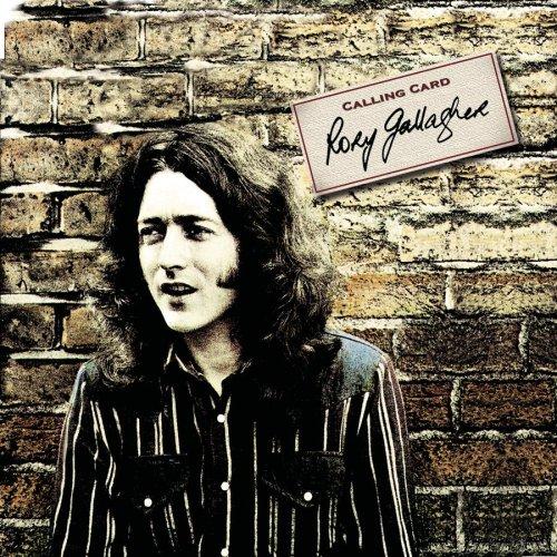 Αποτέλεσμα εικόνας για CALLING CARD-Rory Gallagher vinyl cover