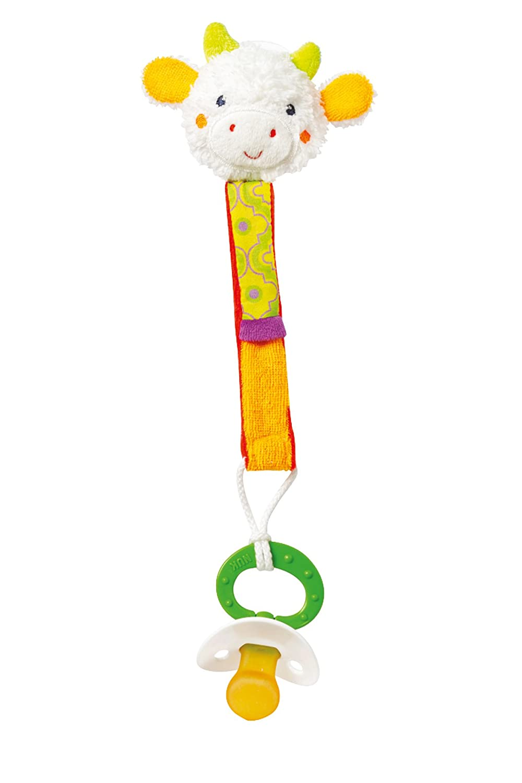 Brevi C2300070088 Catenella Portasucchietto, Multicolore, Fluo Mucca