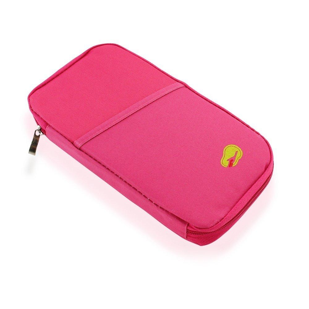 Travel document organizer /& Travel wallet /& Passport holder