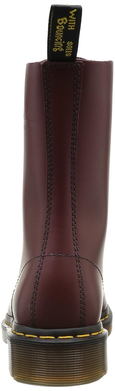 Dr. Martens Martens Martens 1490 Smooth 59 Last Unisex-Erwachsene Combat Stiefel 6cc961