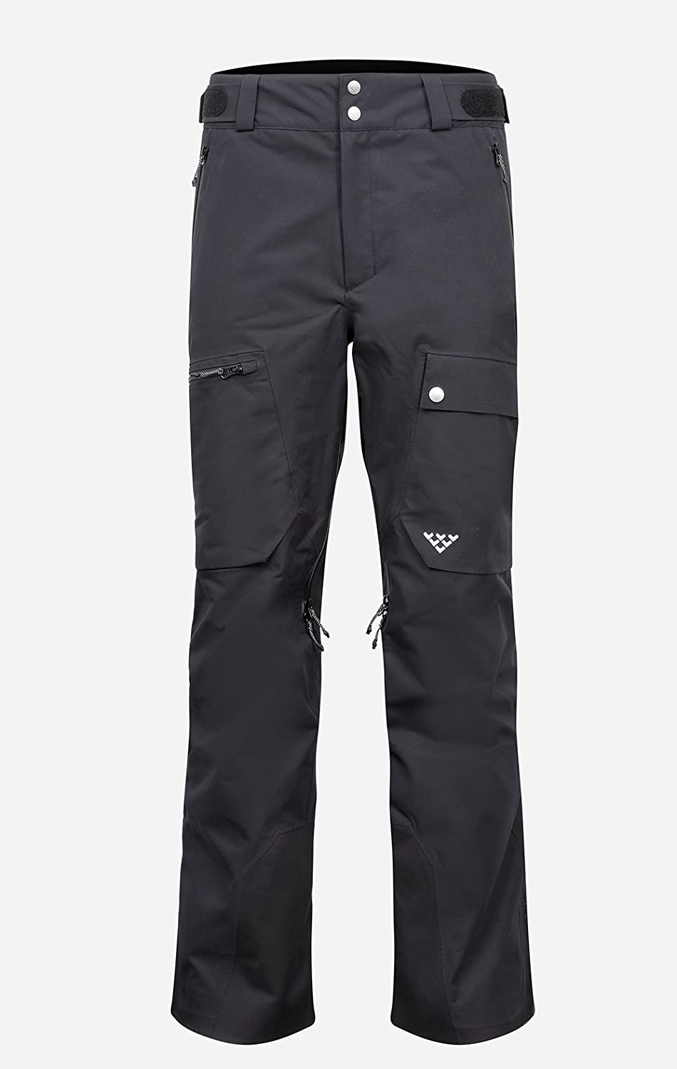 Schwarz Crows Corpus Insulated Gore Tex Pant schwarz 18 19