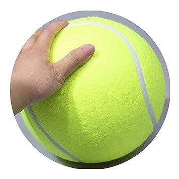 Amazon.com: w-boll Pelota de tenis gigante de 9.4 in para ...