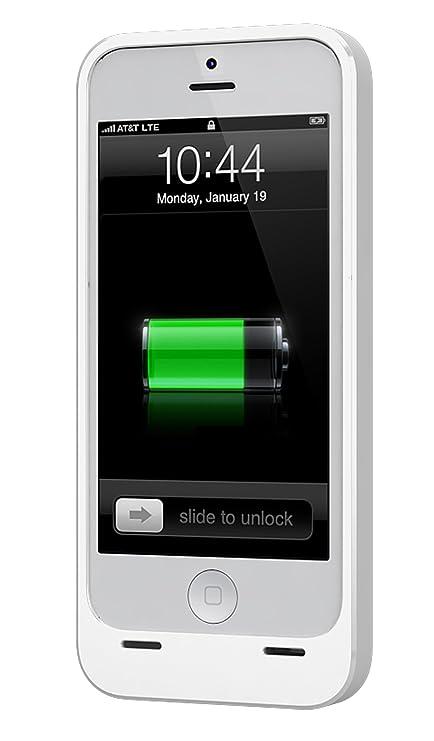 wholesale dealer f822f 89d12 uNu UNU-DX-05-2300W Power DXMFI Approved 2300mAh External Protective  Battery Case iPhone 5 - White