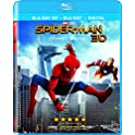Spider-Man Homecoming Digital + Blu-ray 3D