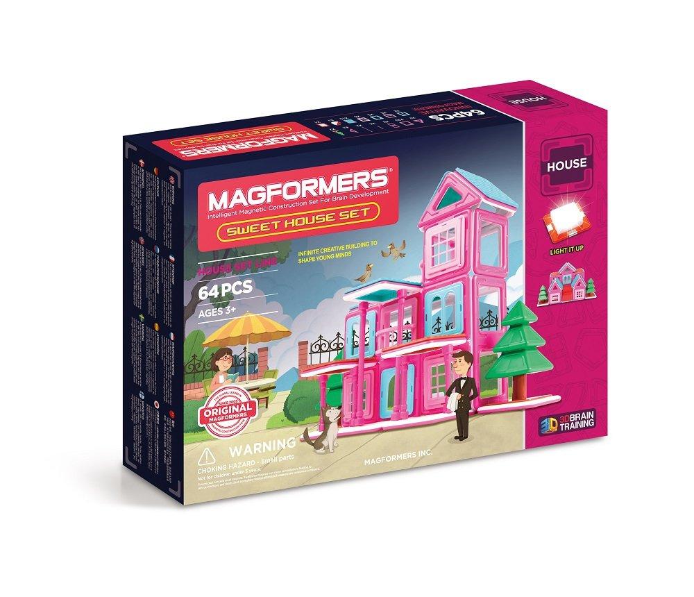 Unbekannt magformers 274 – 62 – Sweet House Set