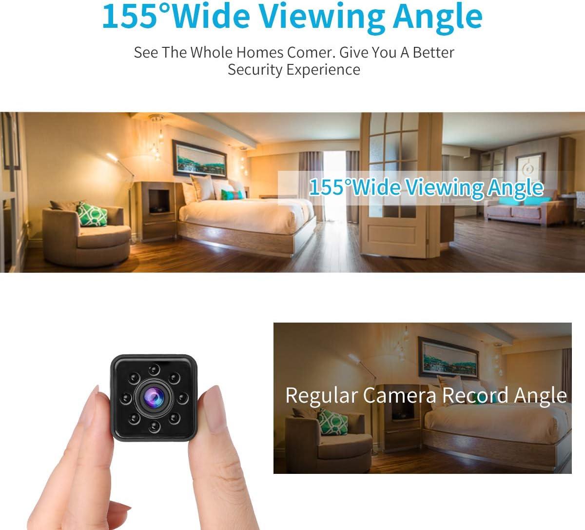 Mini Camera 1080p Hd Spy Camcorder Night Vision Cmos Camera Photo