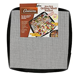 Grilling Mesh- Non Stick, Grilling Mat For Cooking and Barbecues- by Camerons Products
